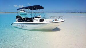 Staniel Cay Boats