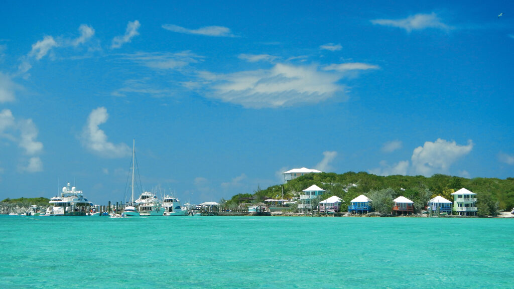 Travel To Staniel Cay