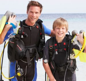 Scuba Dive with Staniel Cay Adventures