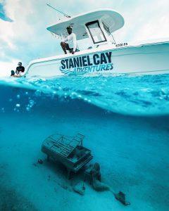 Musha Cay Mermaid Snorkel With Staniel Cay Adventures