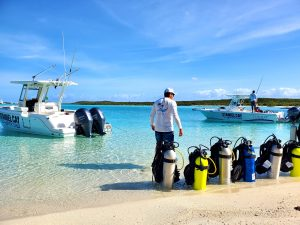 Scuba Diving in the Exuma Cays